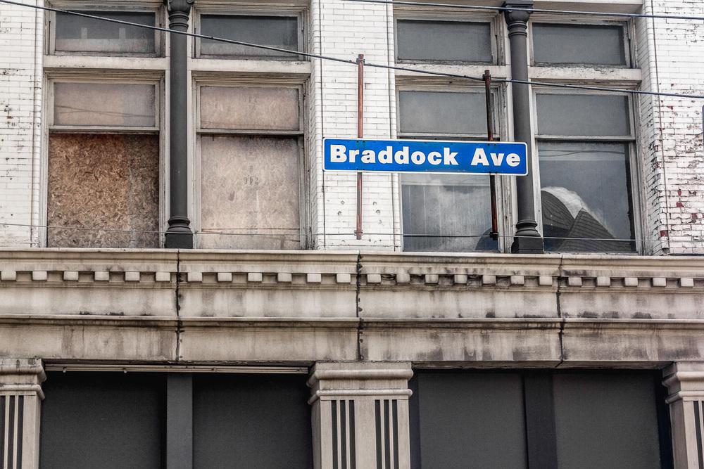 braddock avenue