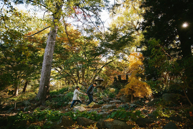 Natasja + Danny :: Morris Arboretum of the University of ...