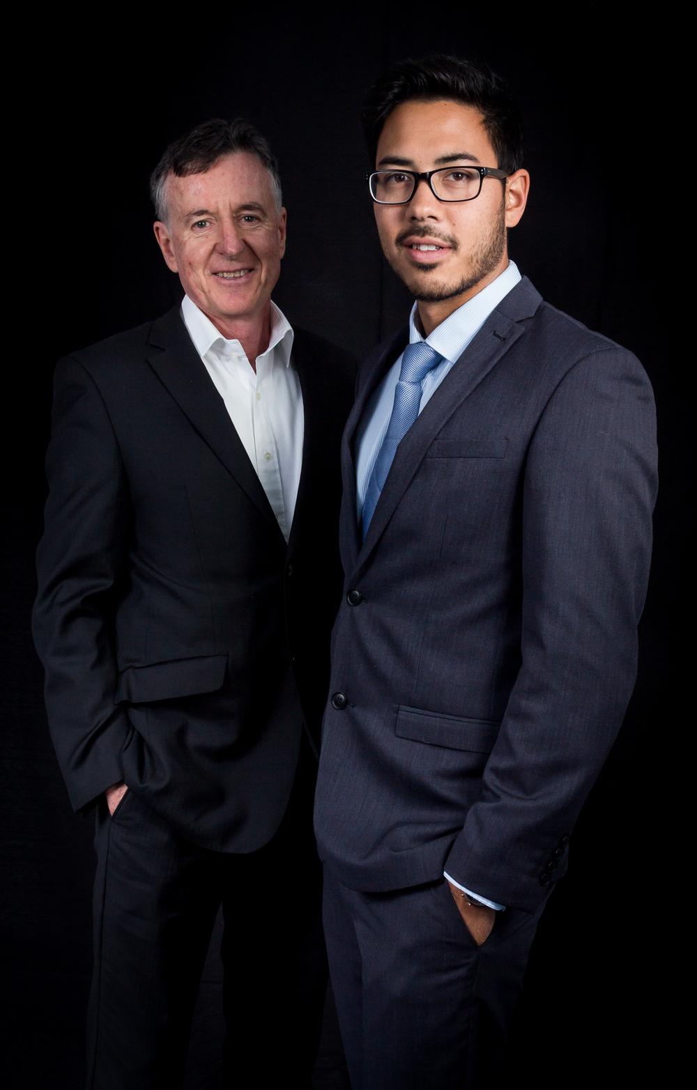Bill and Ben Schafer - Directors
