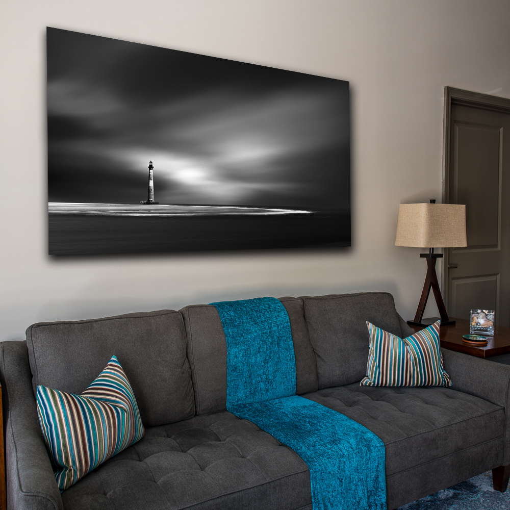 """Acrylic Face-mount """"Float Display"""" — 30X60 inches"""