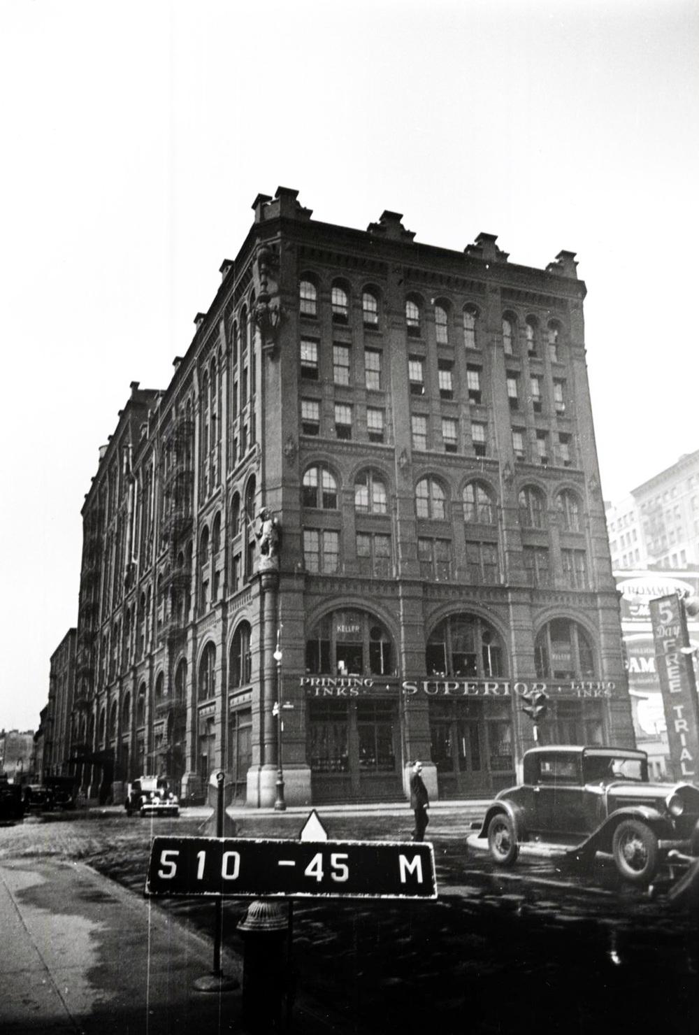 Puck – 1940 tax photo