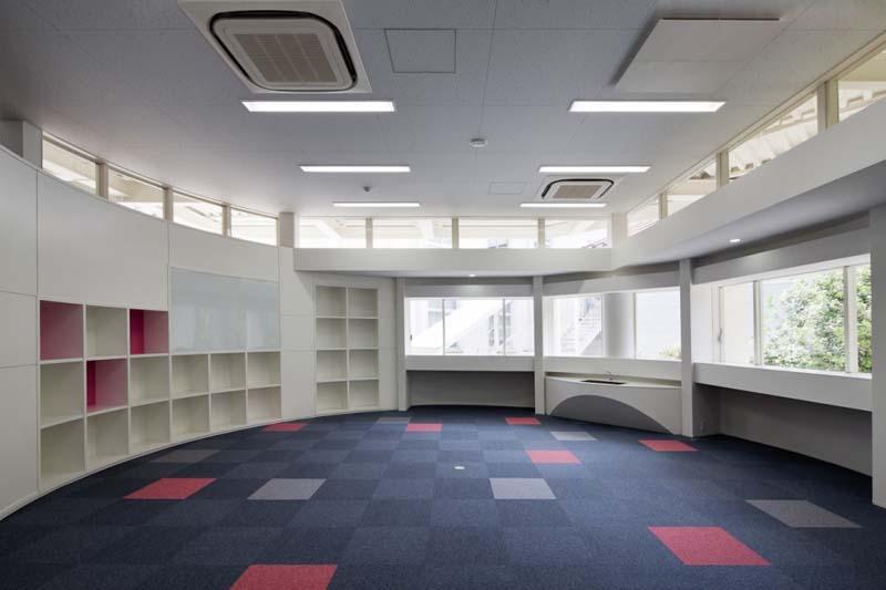 Photo: Atelier SNS/ The ISSH School / Tokyo Japan
