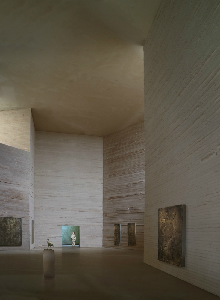 Courtesy Atelier Peter Zumthor