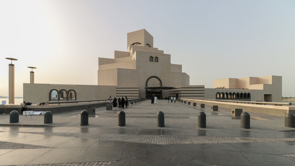 Museum of Islamic Art, Doha Qatar, 2008