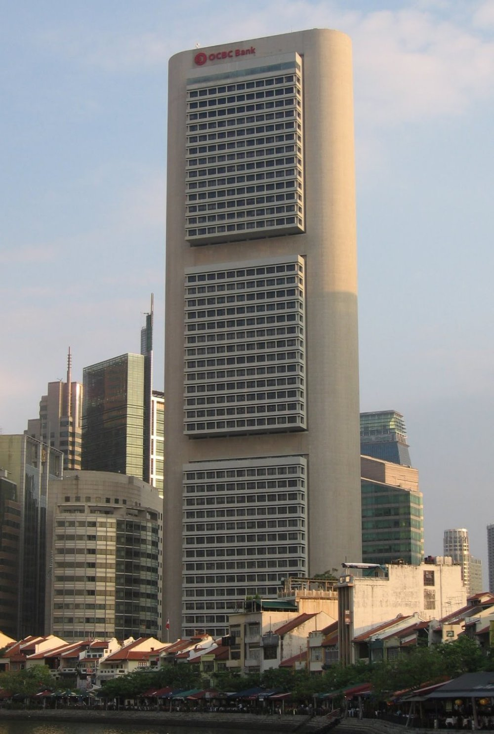 Oversea-Chinese Banking Corporation Centre – Downtown Singapore, 1976