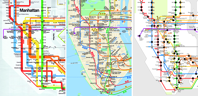 A New Subway Map for New York City? — PKSB Plus