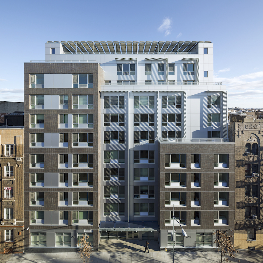 Creston Avenue Residence, 2388 Creston Avenue, Bronx, NY 10468