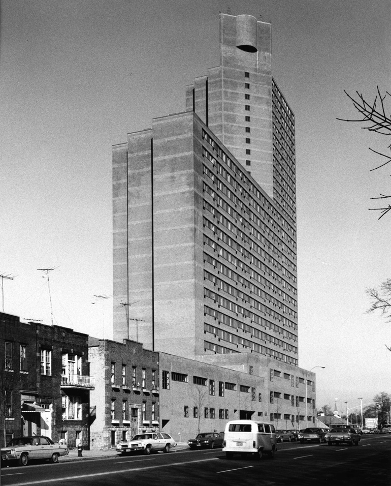 Keith Plaza & Kelly Tower.