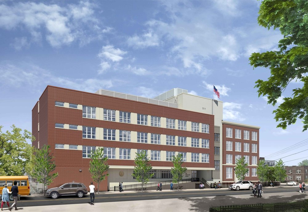 PS 101 K. The Verrazano School. To be completed in Fall 2019