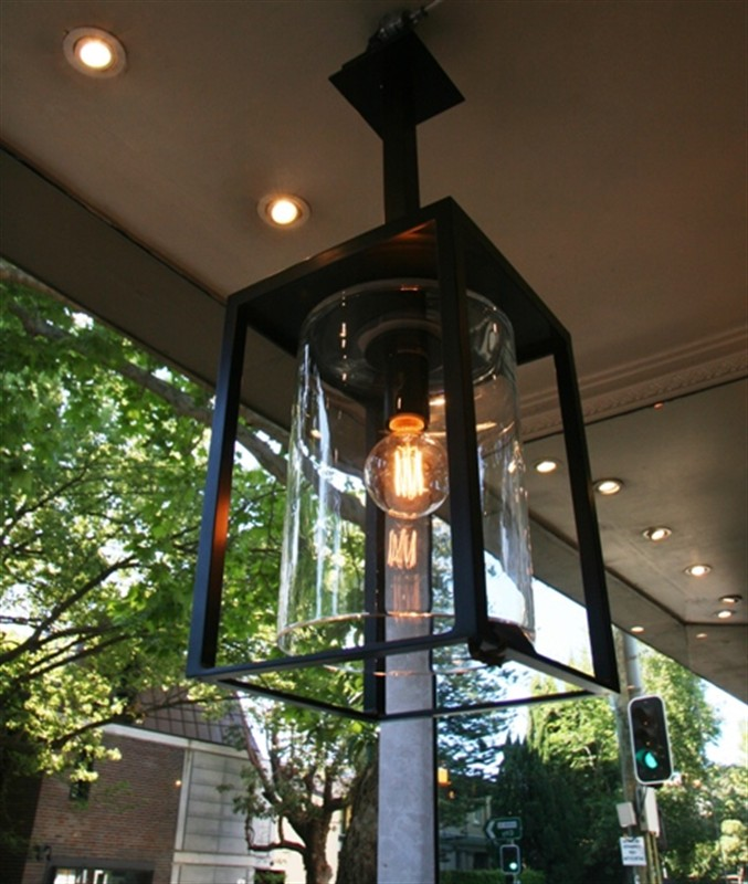 Amazing Dome Outdoor Ceiling Light By Royal Botania