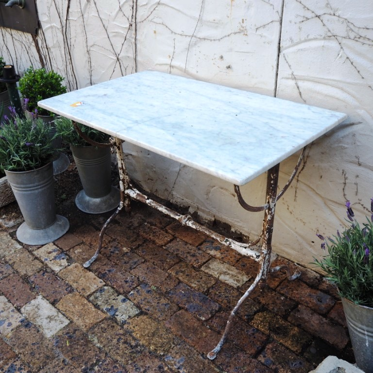Genial Marble Bar Table