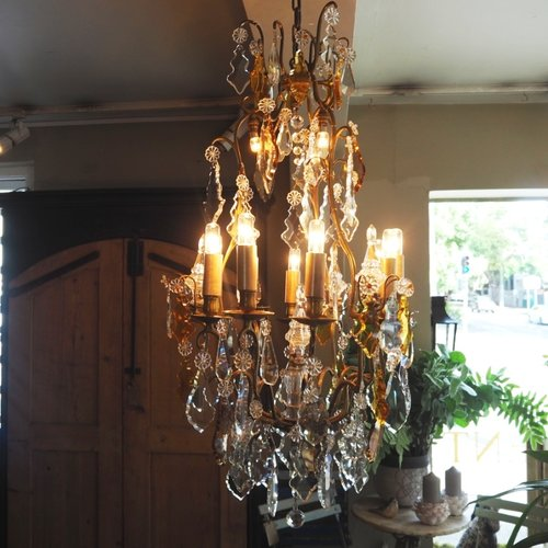 Grand chandelier parterre grand chandelier aloadofball Gallery