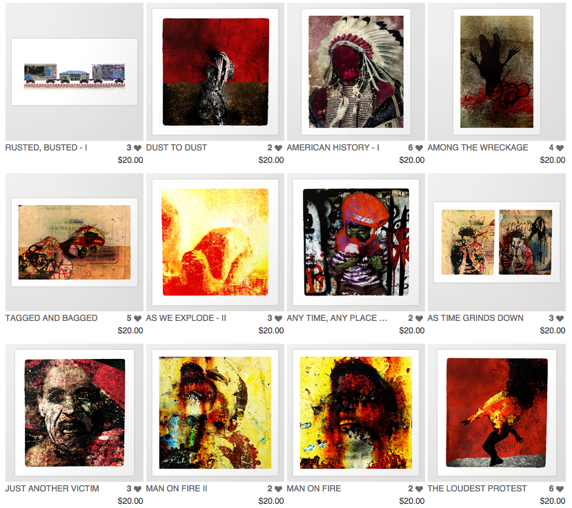 Society 6 Online Shop