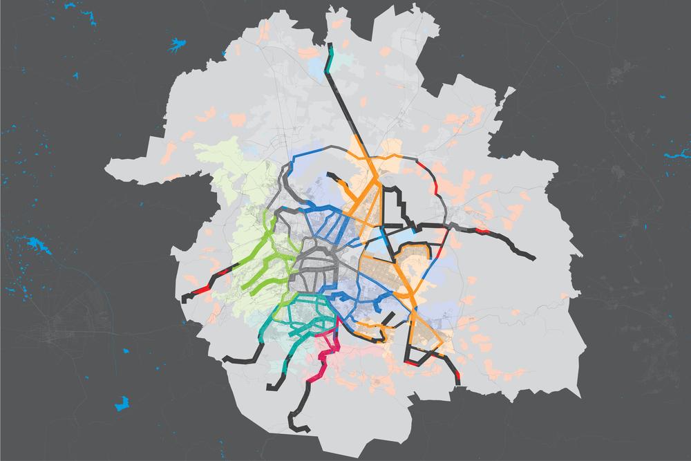 / urban metabolism: aguas informales