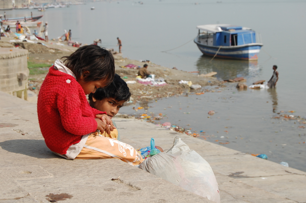 Varanasi, India / 2009
