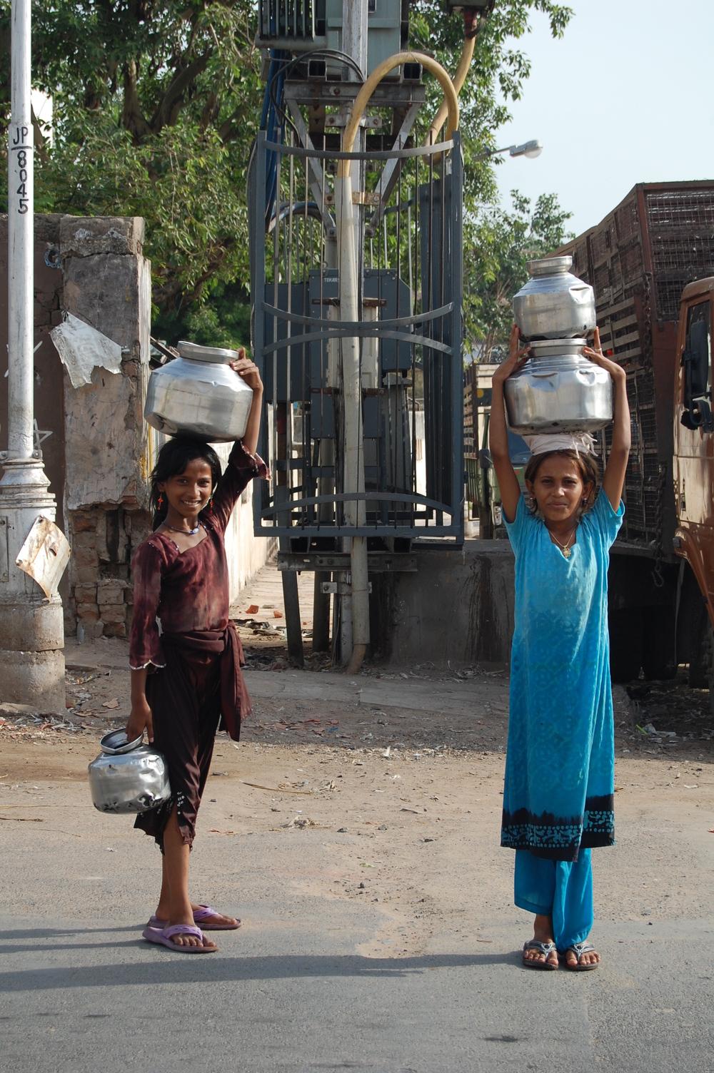 Ahmedabad, Gujarat, India / 2009