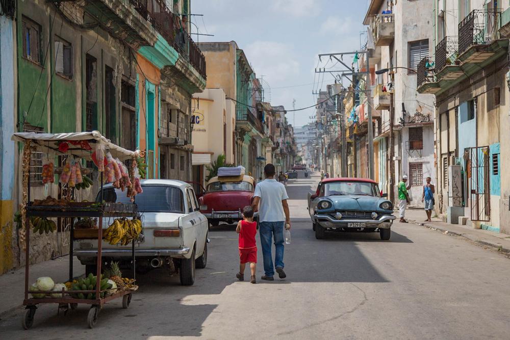 Havana, Cuba 2015, Photograph by    Evie Cheung   .