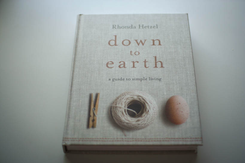 Down to Earth || thinkbiglivesimply.com
