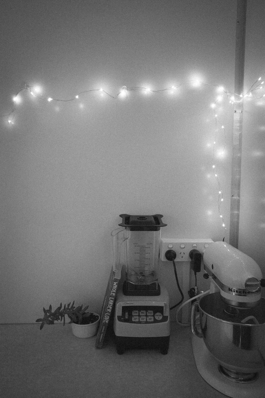 Kitchen Lighting || thinkbiglivesimply.com