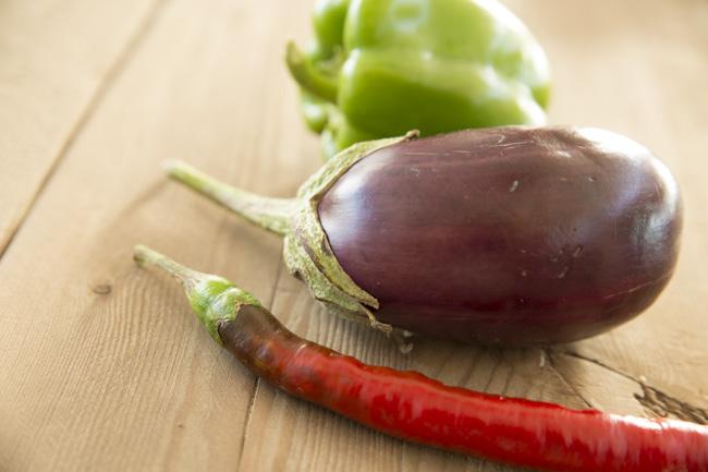 Eggplant || thinkbiglivesimply.com