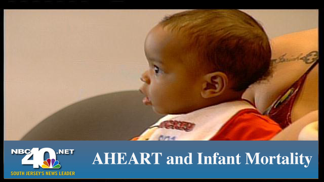 A.H.E.A.R.T. recognizes Infant Mortality Awareness Day