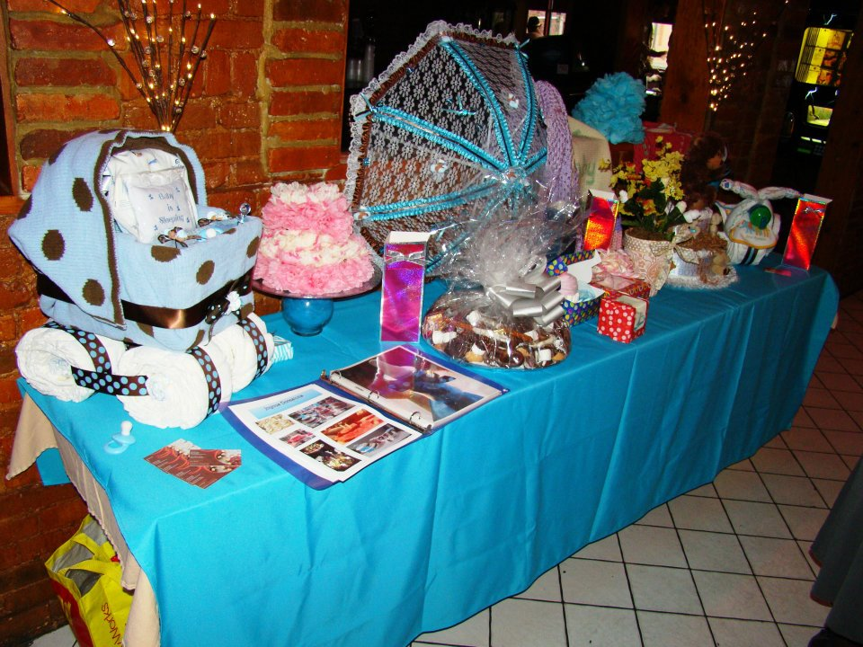 AHEART Baby Shower Event Hosted In 2012