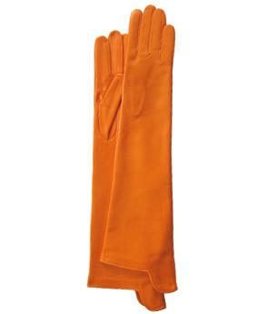 Thomasine-Gloves-DUBLIN long ORANGE-The-Partners-In-Crime-by-Sarvenaz-Dezvareh.jpg