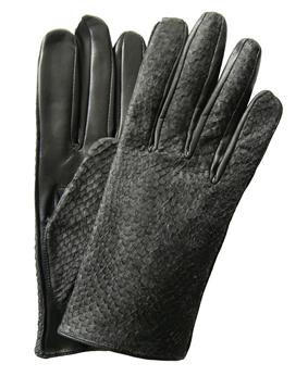 Thomasine-Gloves-ODESSA salmon Black homme-The-Partners-In-Crime-by-Sarvenaz-Dezvareh.jpg