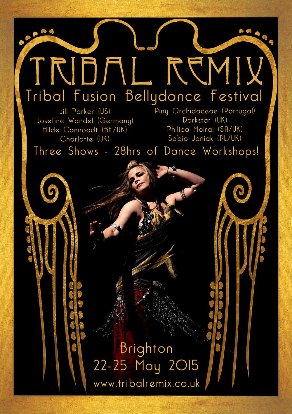 Tribal Remix Festival Poster print.jpg