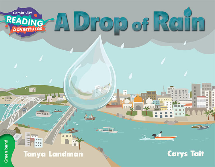 Drop of Rain - Book Cover