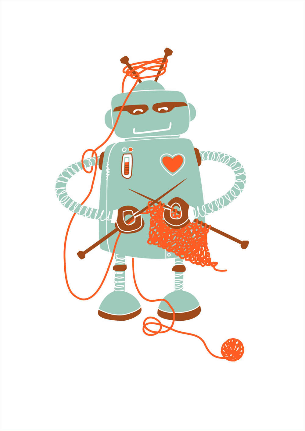 Robo-knit