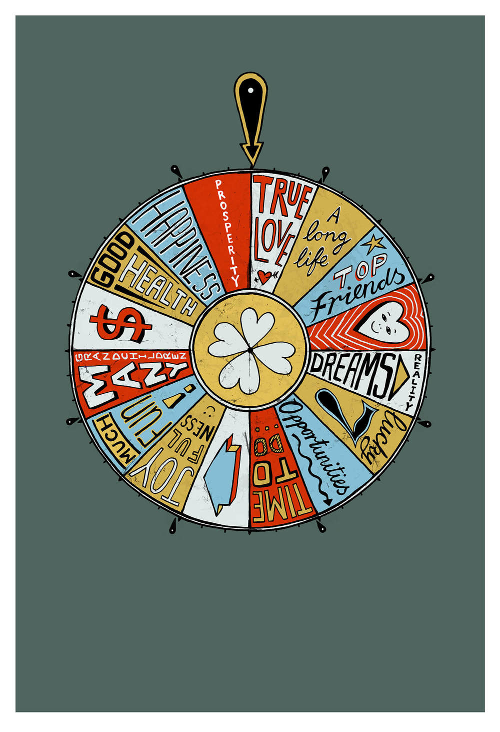 Wheel of Good Fortune