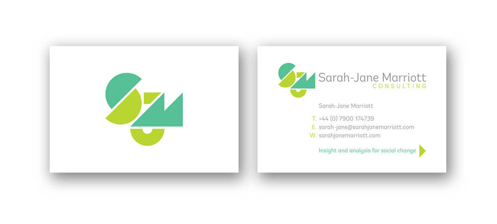 SJM - Business Card