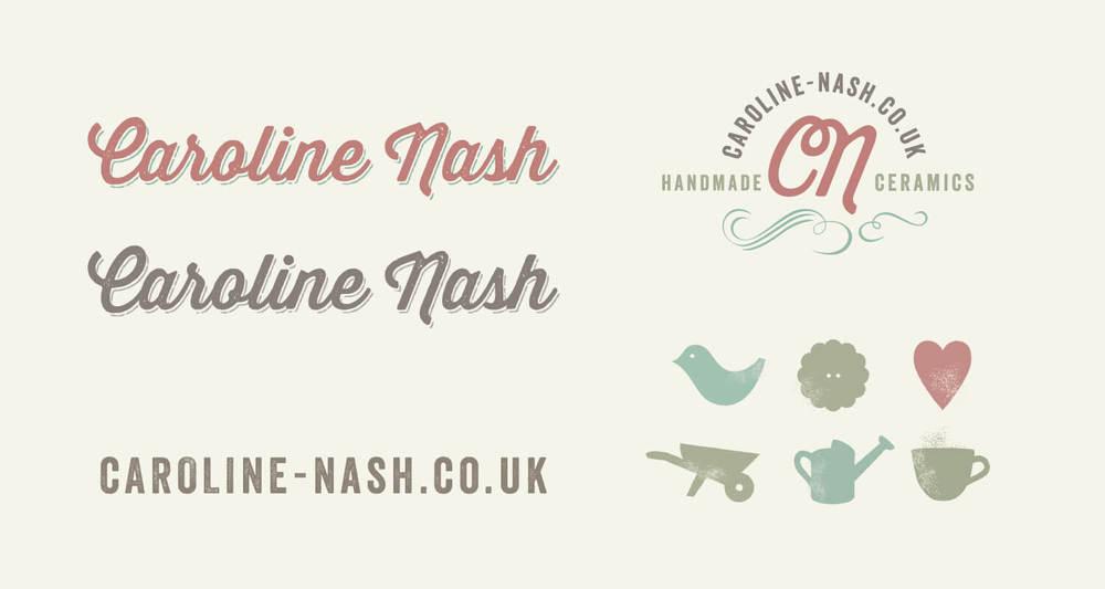 Caroline Nash - Brand Elements