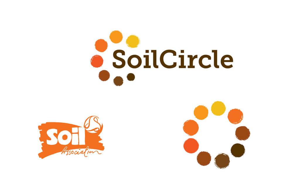 Soil Circle - Brand Elements