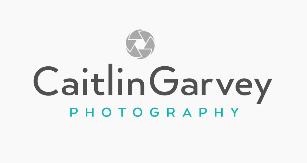 Caitlin Garvey Photography Logo