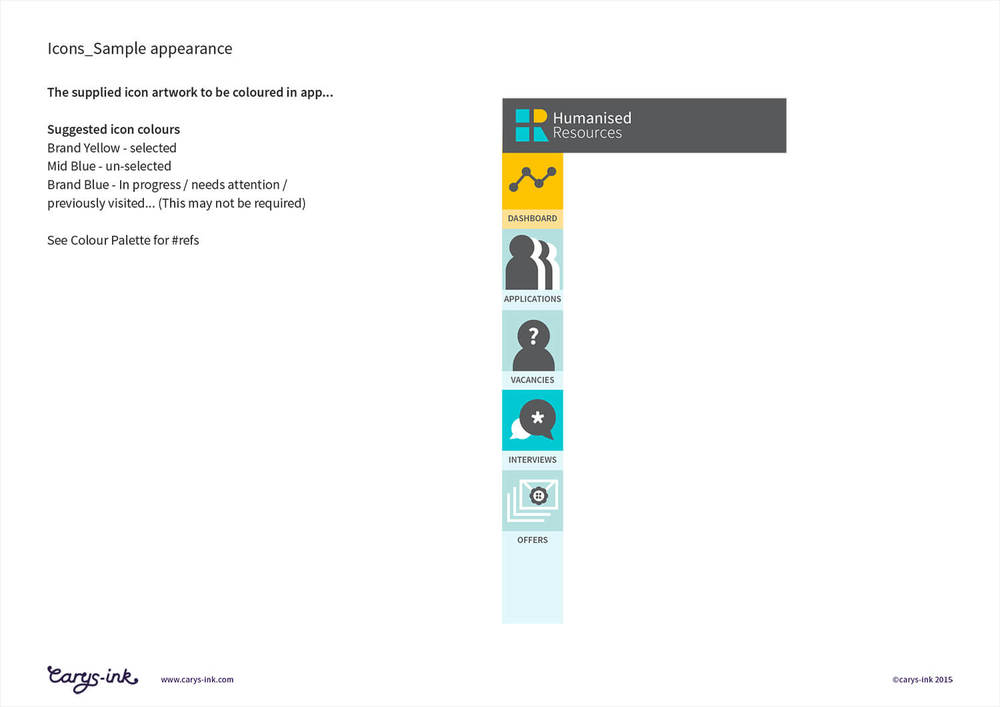 HR App design 01