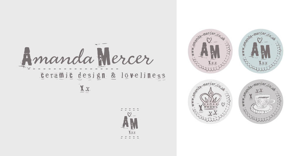 Amanda Mercer Branding