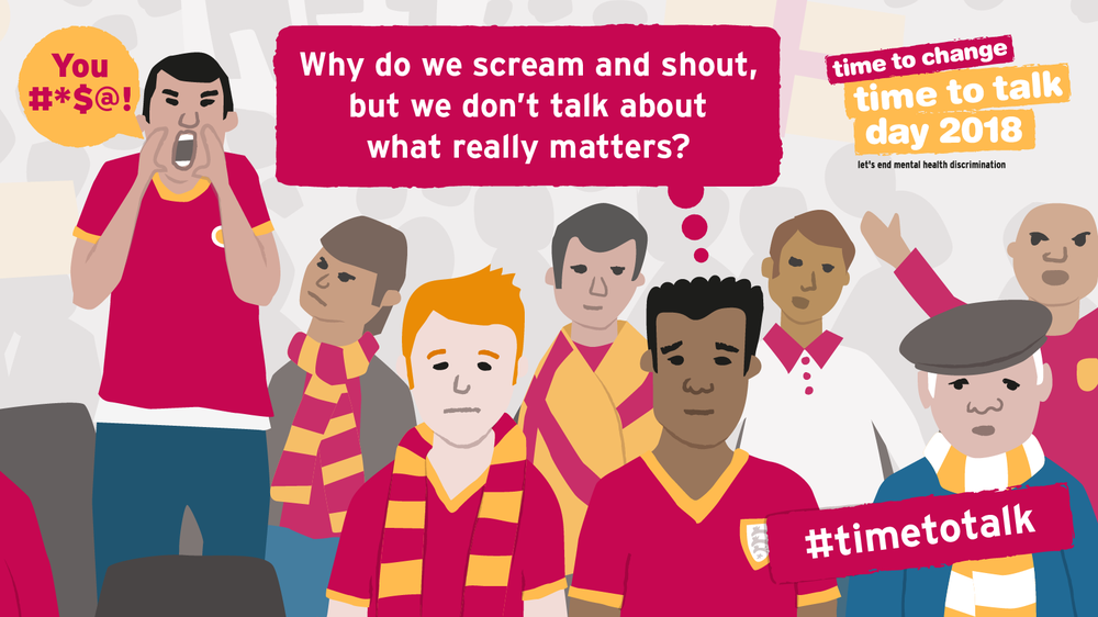 Mental Health_TimeToTalk Day_Football