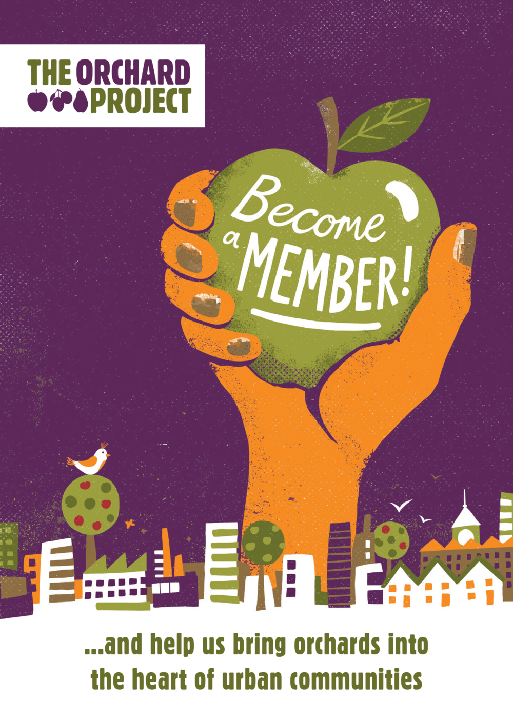 The Orchard Project - Become a Member 01