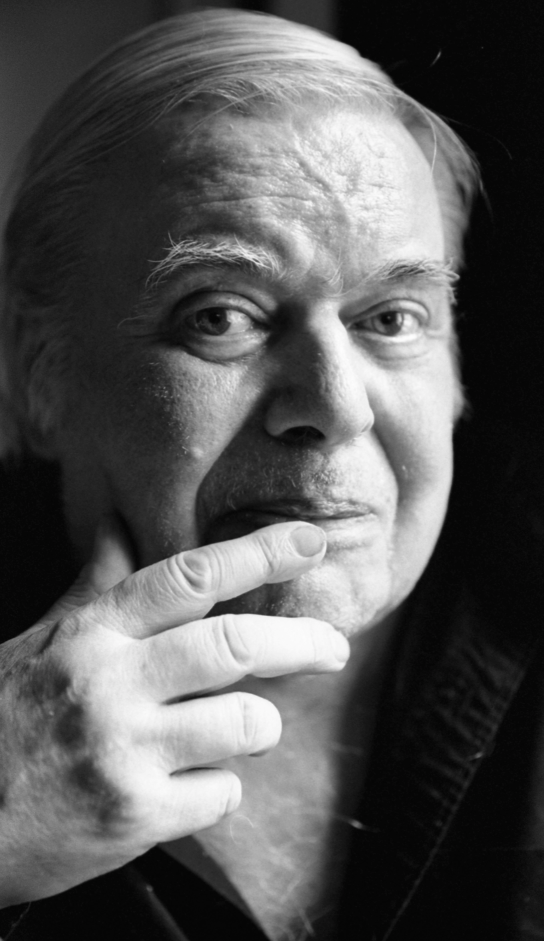 "Hansruedi ""HR"" Giger >> * 1940; † 12 May 2014, Artist ""Anyone afraid of my pictures hasn't grasped reality."""