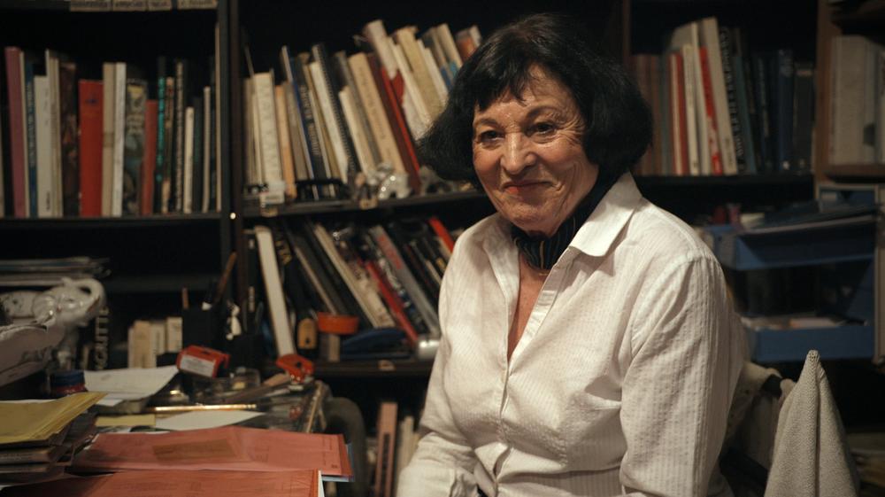 """Carmen Scheifele de Vega >>    *1937, stammt ursprünglich aus Madrid (Spanien) kam 1961 in die Schweiz und lebt in Baden (AG).   """"Hansruedi hat einen tollen Humor, den viele Leute gar nicht kennen."""""""