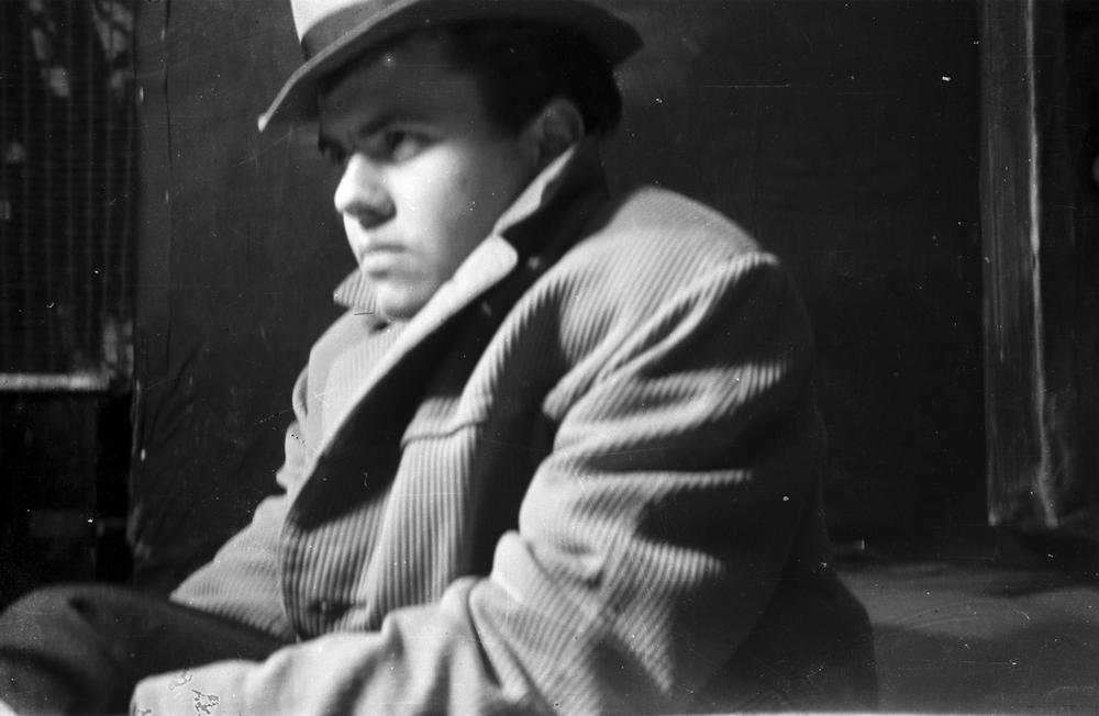 HRG ganz der Jazzer um 1960