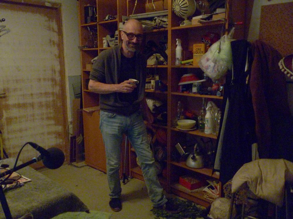 Peter Bräker macht Foleys