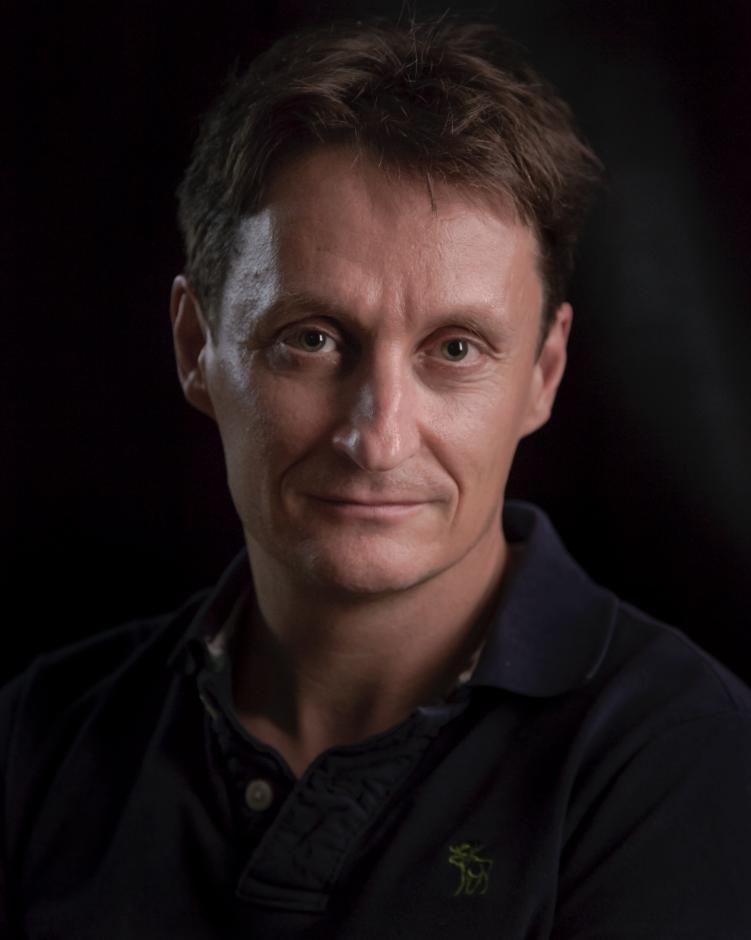 """Martin Schilt >> Co-Produzent """"HR Giger ist ein Transmedia-Pionier der ersten Stunde."""""""