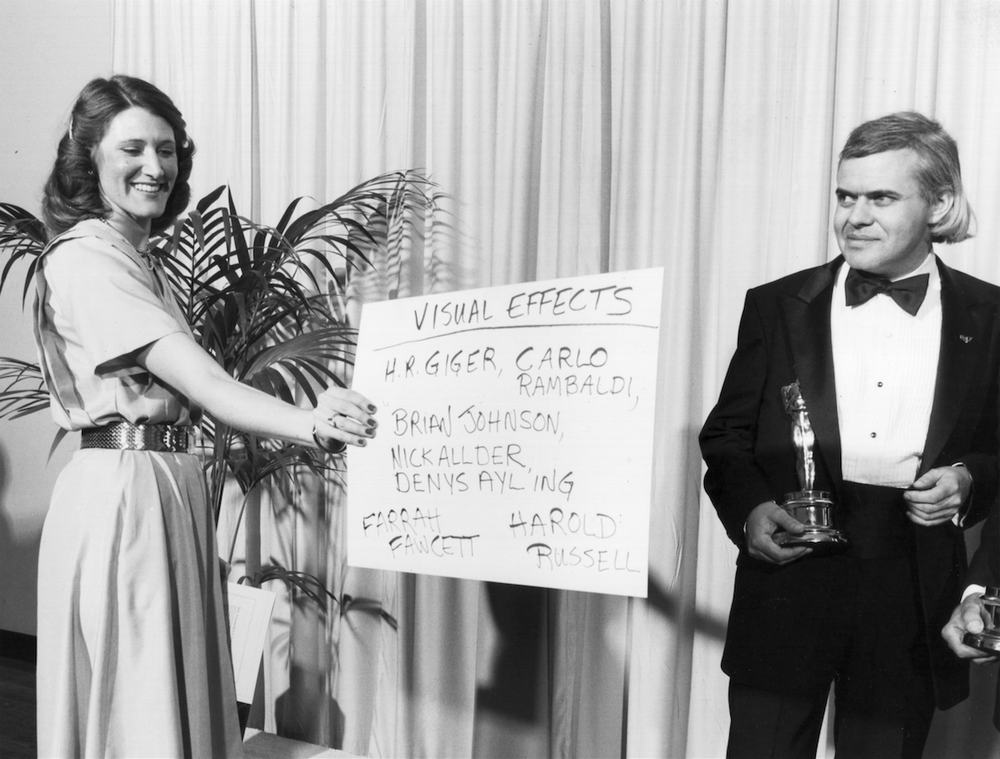 HRG mit Oscar, 1980
