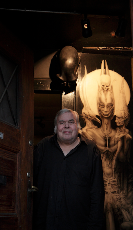 HR Giger December 2011, © Christian Schwarz