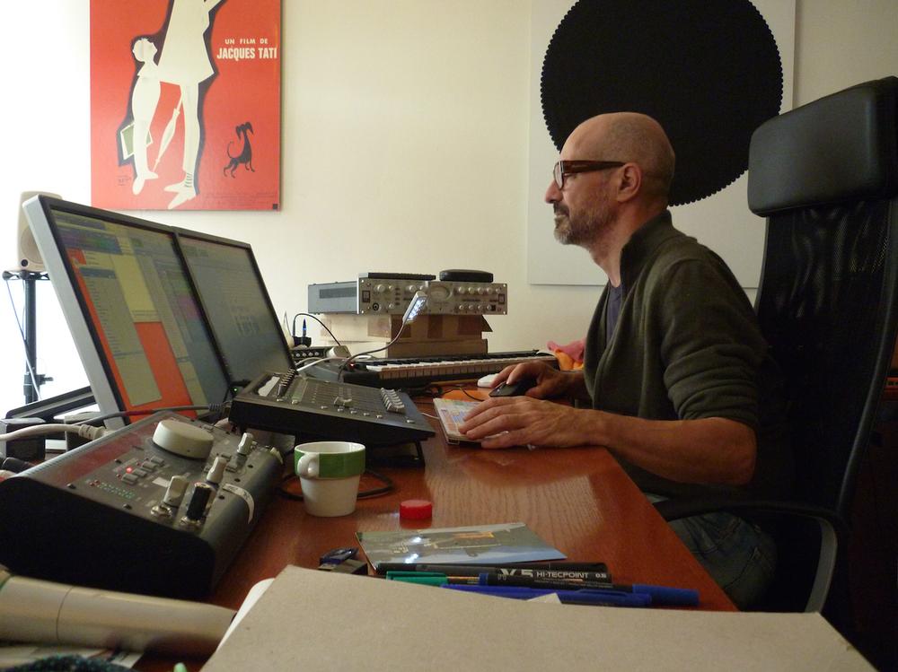 Sounddesigner Peter Bräker