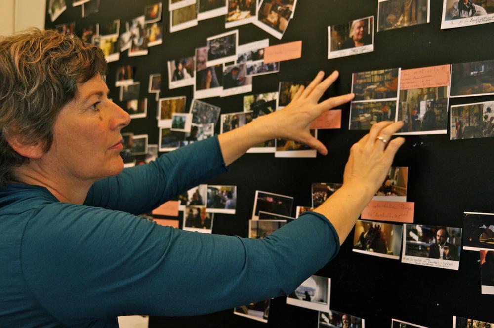 Birgit Munsch-Klein, editing