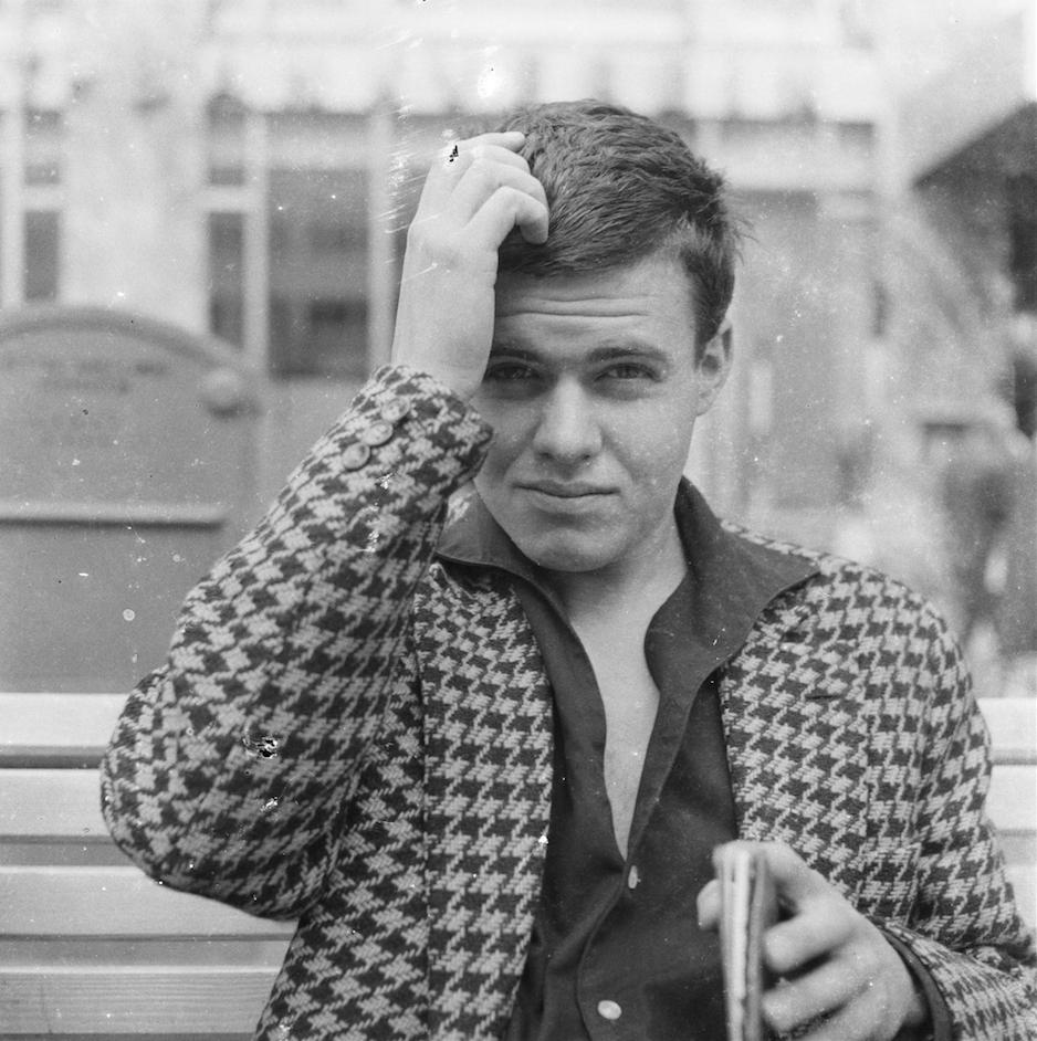 HR Giger, 1959 in Wien